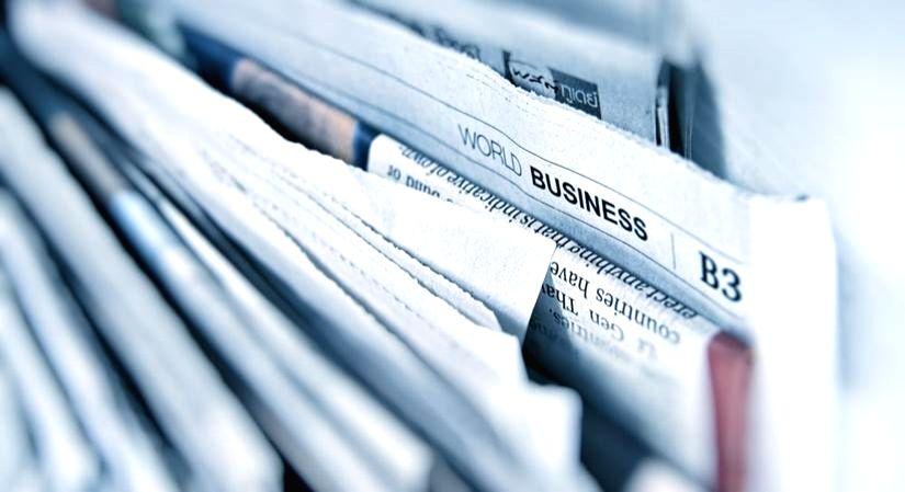 Newsprint paper manufactures voice concerns.