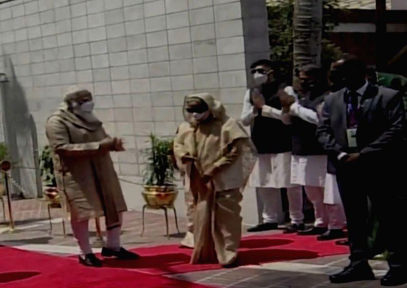 Next 25 years crucial for Dhaka-Delhi relations, says Modi.