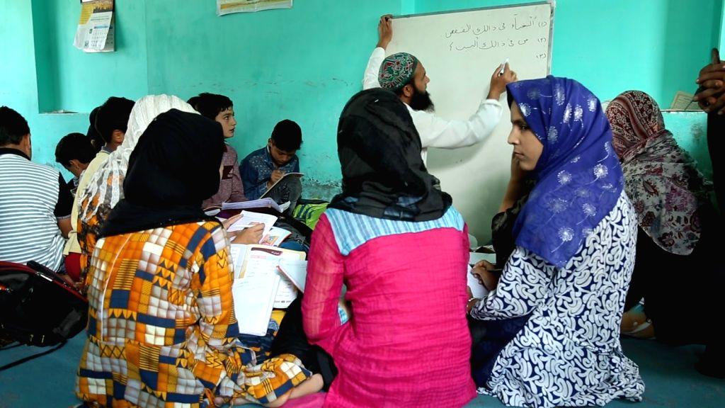 NGOs, volunteers keeping healthcare, education on track in Kashmir.