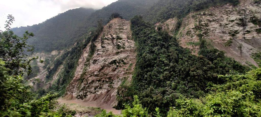 NGT notice to NHAI about Arunachal Pradesh road. Credit: Rakhini Mipi