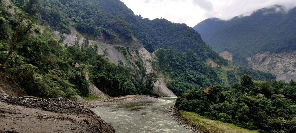 NGT notice to NHAI story abt Arunachal road