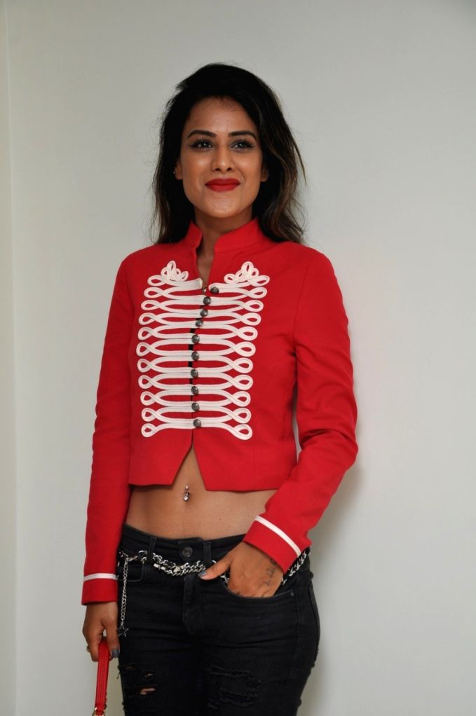 Nia Sharma. (Photo: IANS) - Nia Sharma