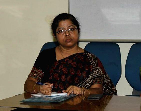 NICED Director Shanta Dutta