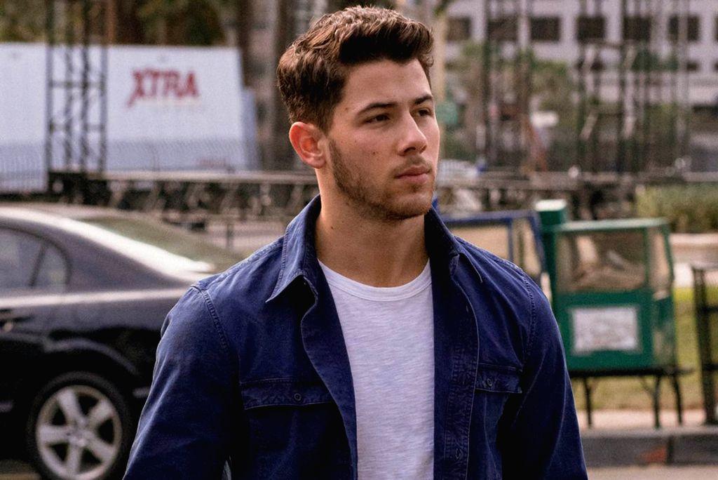 Nick Jonas. (Twitter/@nickjonas)