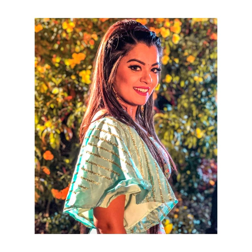 Nidhi Jha, who has made a mark in Bhojpuri films and Hindi TV series, has been roped in for the show, Aye Mere Humsafar. (Instagram)