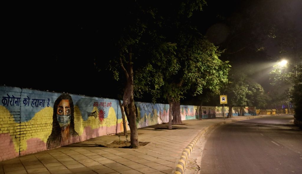Night curfew in Punjab towns