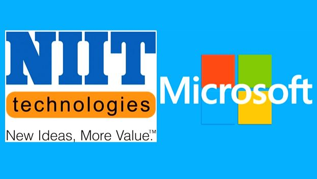 NIIT Technologies, Microsoft partner to drive Cloud-led transformation. (IANS Infographics)