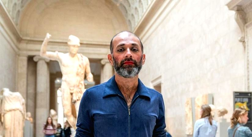 Nikhil Chopra has been selected as the 2019–20 Artist in Residence at The Metropolitan Museum of Art, United States. - Nikhil Chopra