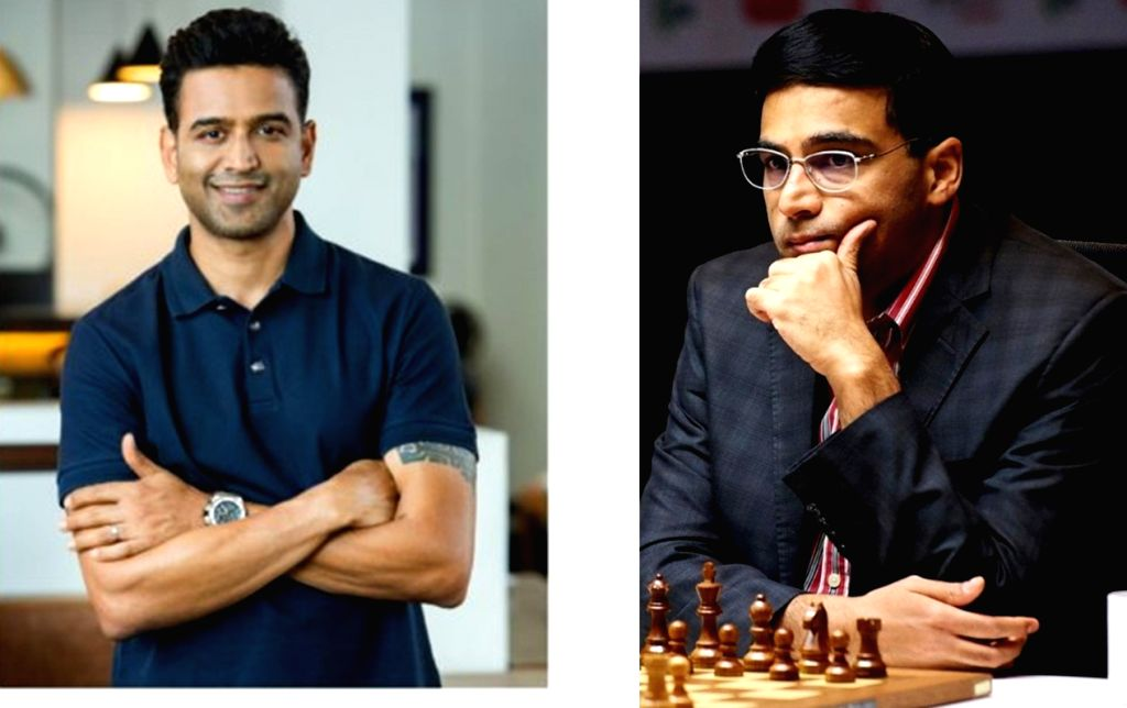 Nikhil Kamath, India's youngest billionaire cheated in charity chess match: Report.(photo:Nikhil Kamath Twitter)