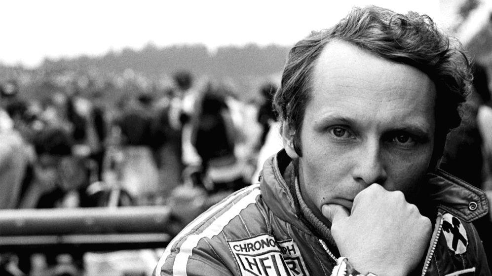 Niki Lauda. (Photo Credit: formula1.com)