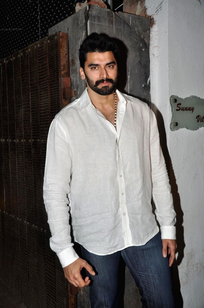 Nikitin Dheer hopes fans love his dark act in 'Raktanchal'