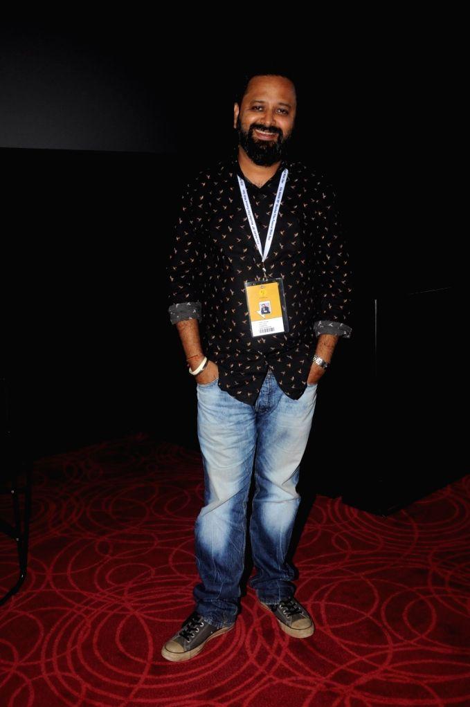 Nikkhil Advani arrives to attend the screening of his TV show `P.O.W. Bandi Yuddh Ke` at the Jio MAMI 18th Mumbai Film Festival, in Mumbai on Oct 25, 2016. - Nikkhil Advani