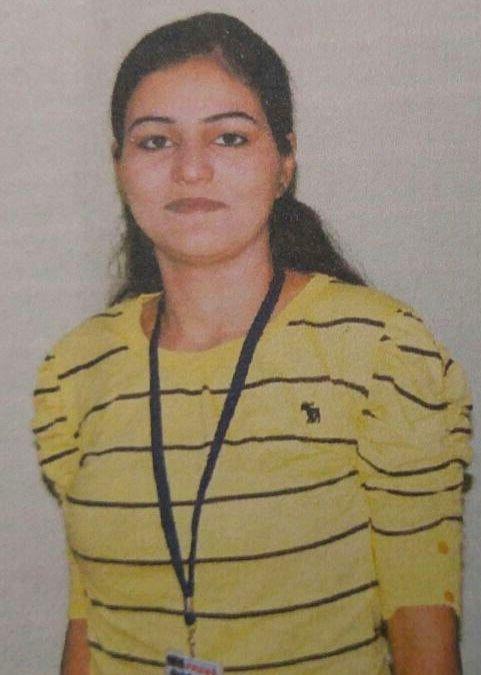 Nikki Chauhan, who was shot dead by Vijender Bishnoi, a Delhi Police Sub-inspector in New Delhi on Jan 17, 2016. (File Photo: IANS) - Nikki Chauhan