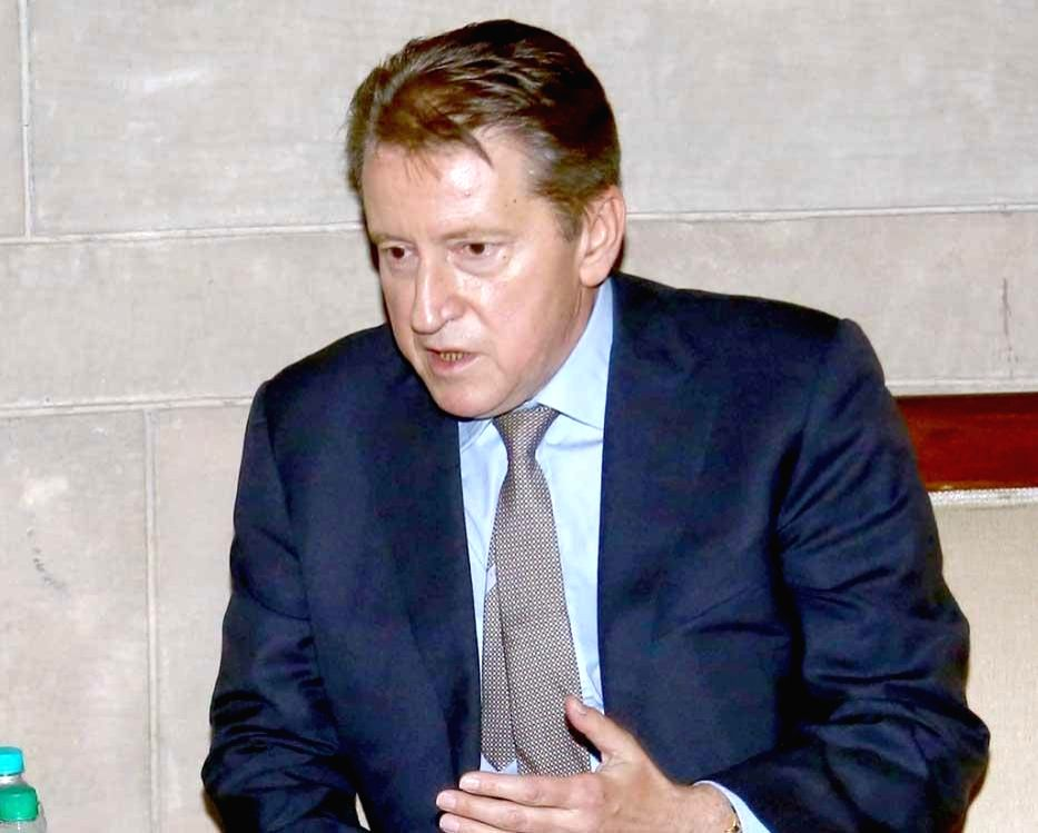 Nikolay Kudashev. (File Photo: IANS)