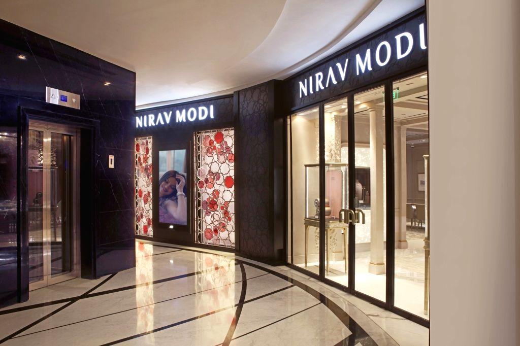 Nirav Modi store. (File Photo: IANS) - Nirav Modi