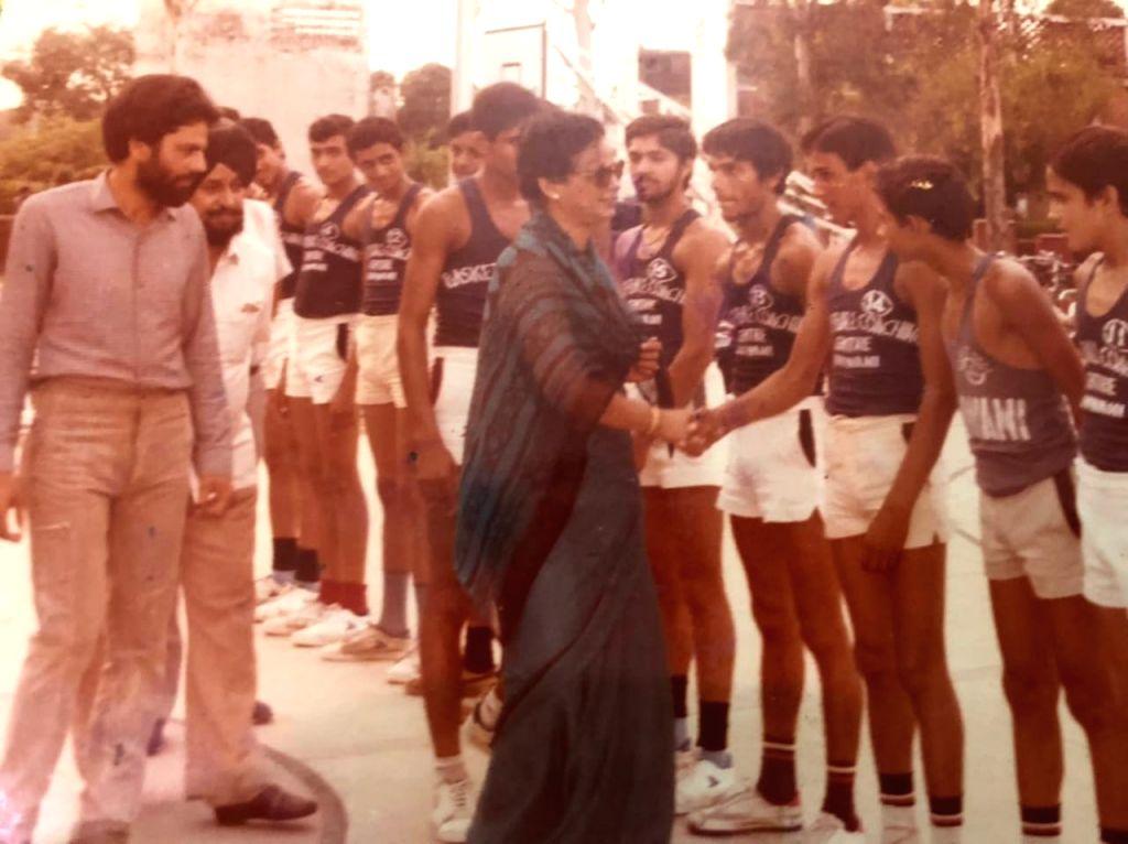 Nirmal Milkha Singh. - Nirmal Milkha Singh