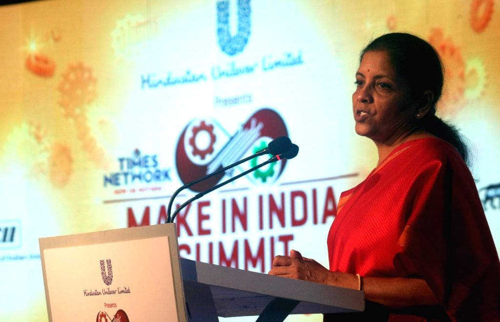 Nirmala Sitharaman. (Photo: IANS)