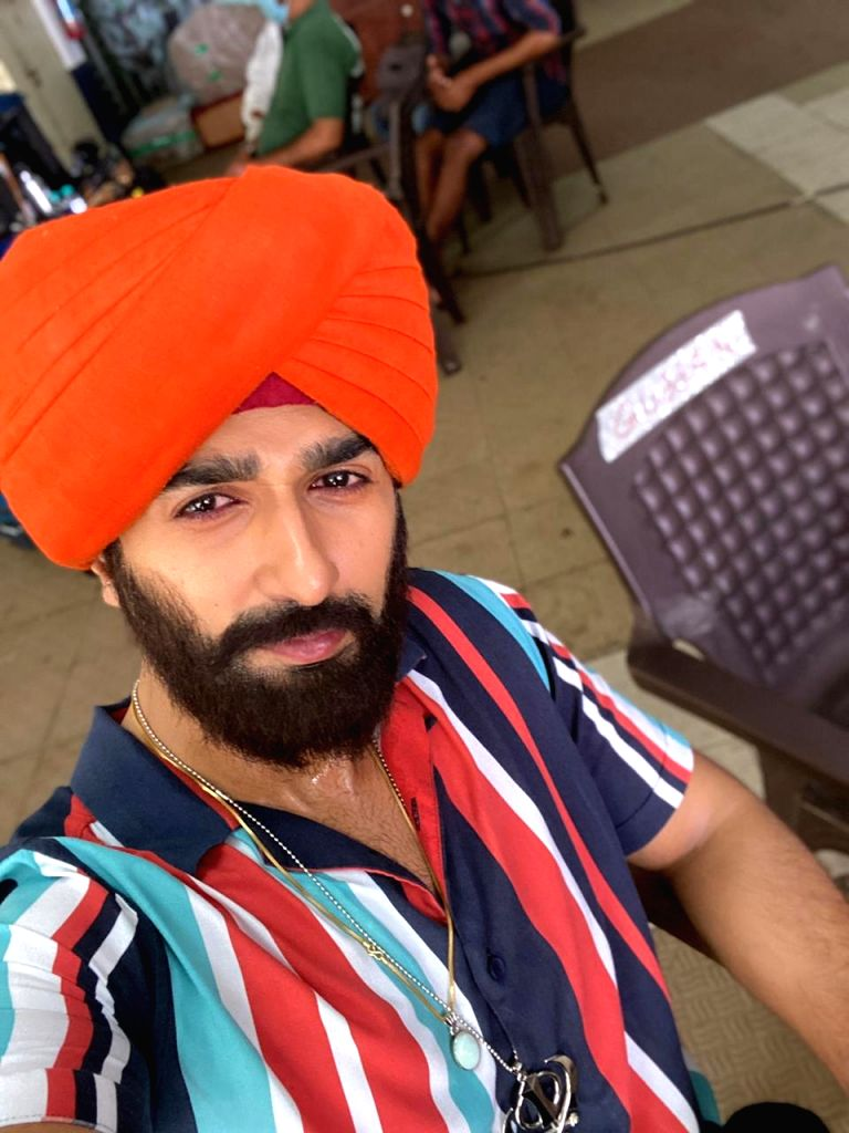 Nishant Singh Malkani loves his on-screen Sikh avatar. - Nishant Singh Malkani