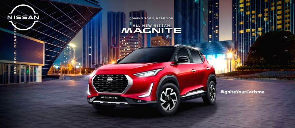 Nissan unveils Magnite compact SUV to be made in India for global market