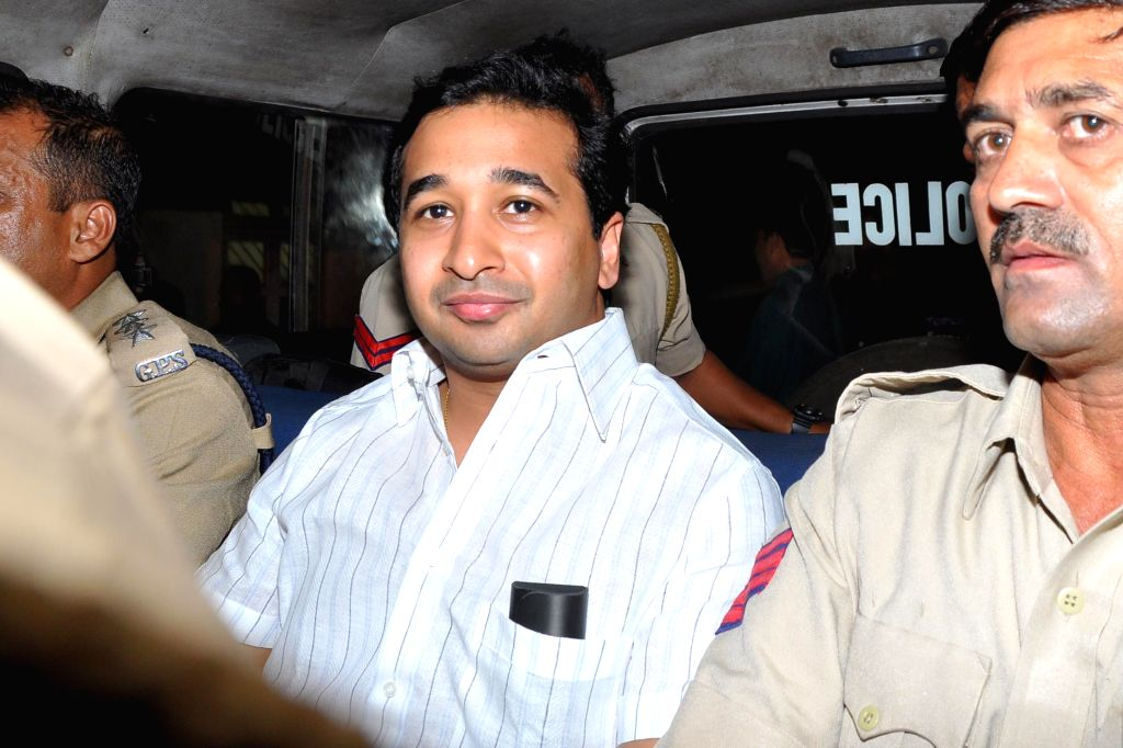 Nitesh Rane. (Photo: IANS)