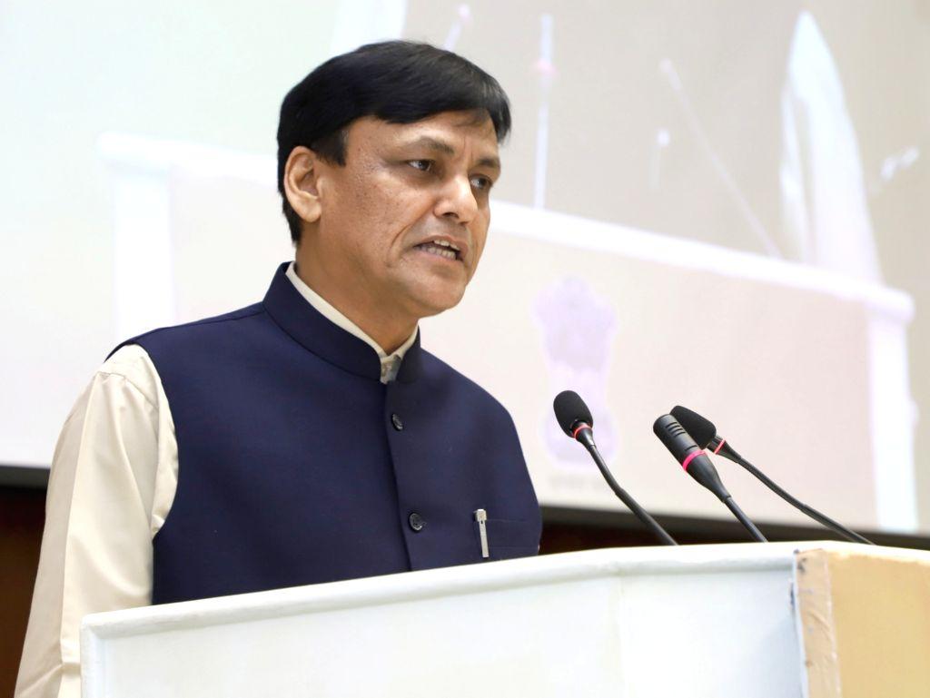 Nityanand Rai. (Photo: IANS/PIB) - Nityanand Rai