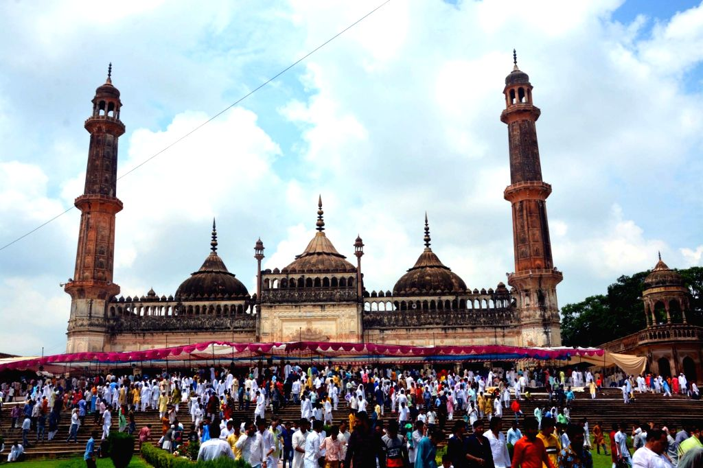 No Friday prayers at Asafi mosque in Lucknow: Cleric