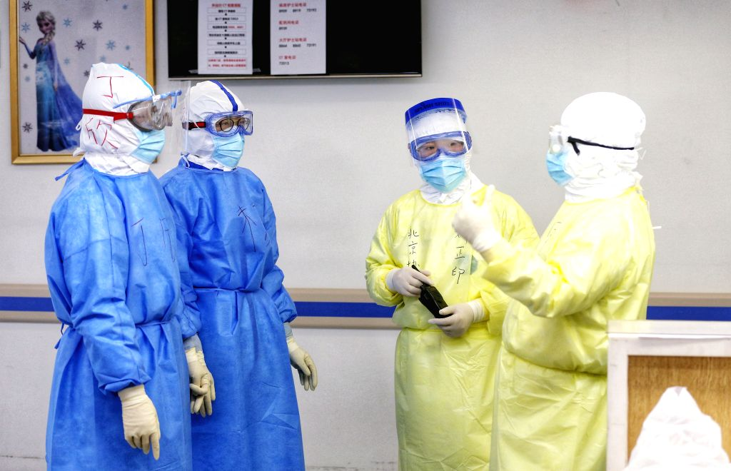 No new locally-transmitted Covid-19 cases in Chinese mainland     After arriving in Wuhan in January, the medical team set up general wards and an intensive care unit (ICU) for COVID-19 patients. Liu was among the first group of doctors who entered t