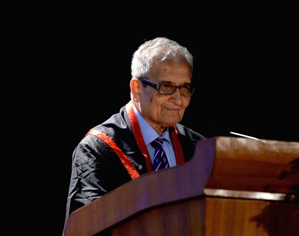 Nobel Laureate Amartya Sen. (File Photo: IANS)