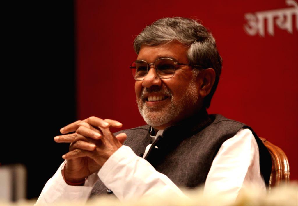 Noble laureate Kailash Satyarthi. (File Photo: IANS) - Kailash Satyarthi