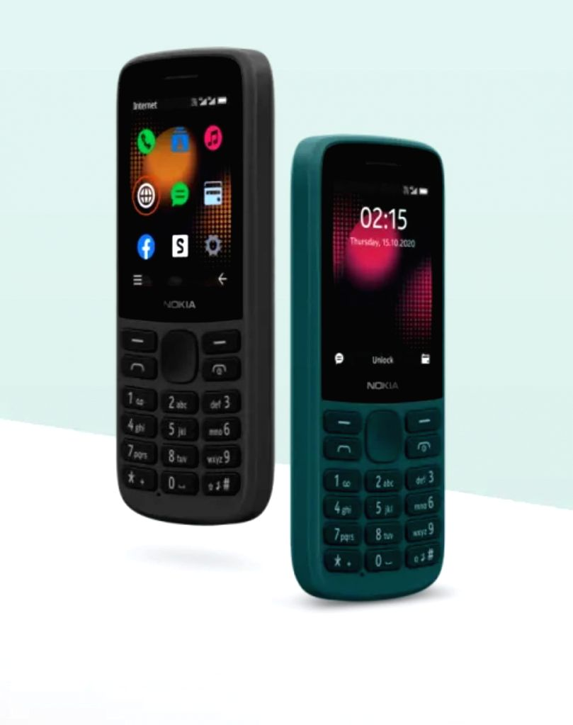Nokia 215, Nokia 225 feature phones with 4G support launched