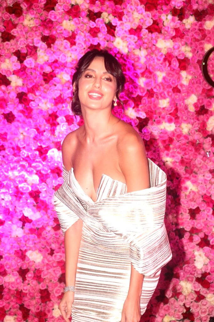 Nora Fatehi. (Photo: IANS)