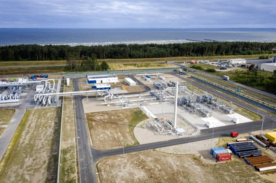 Nord Stream 2 pipeline gets new construction permit from Germany