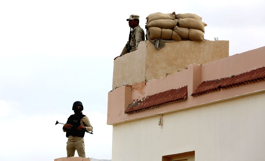 Egypt north Sinai mosque Attack anniversary