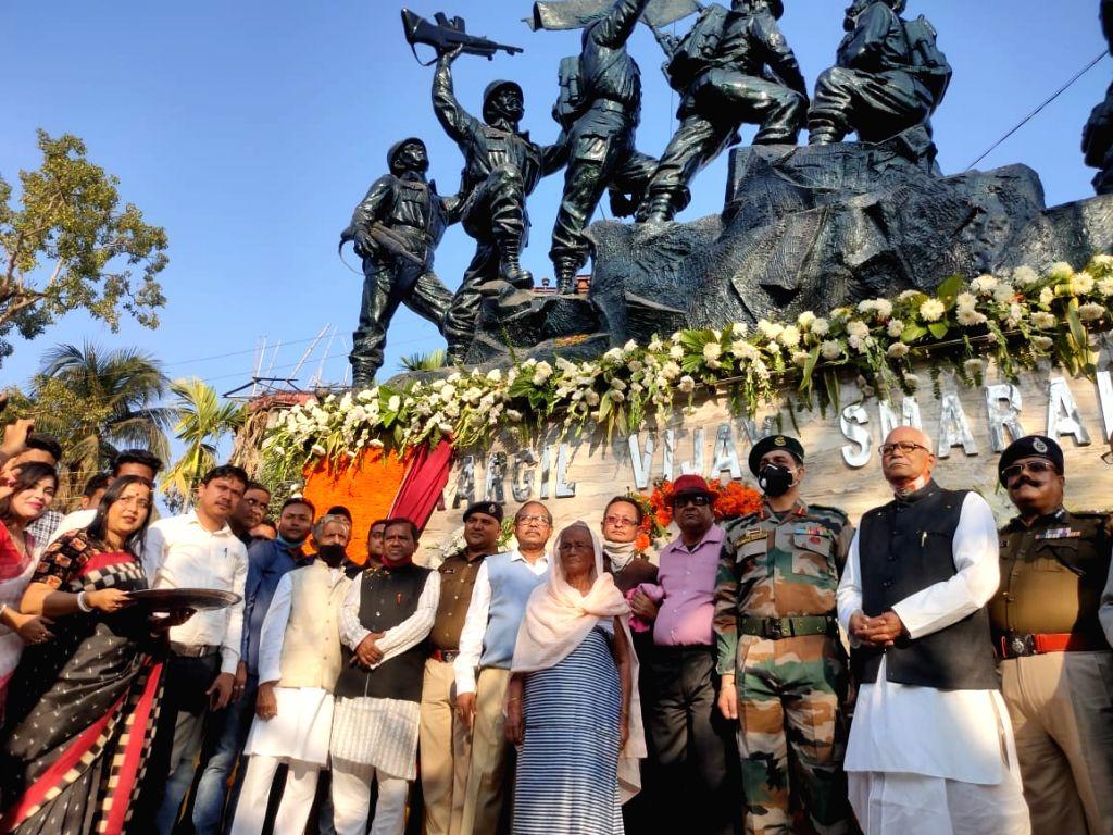 Northeast India's first 'Kargil Vijay Smarak' in Assam