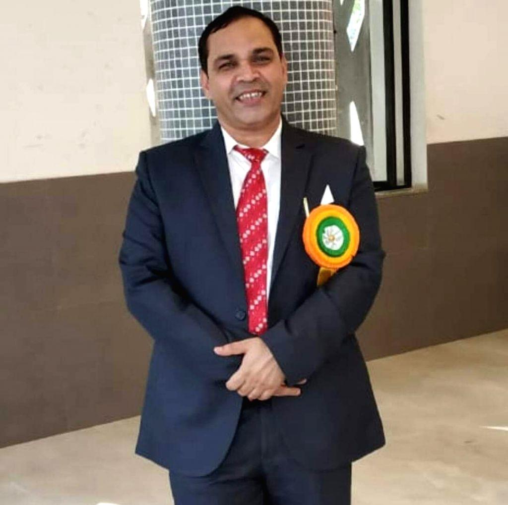 Northern Delhi Municipal Corporation teacher Balwan Singh selected for International Teacher Award - Balwan Singh