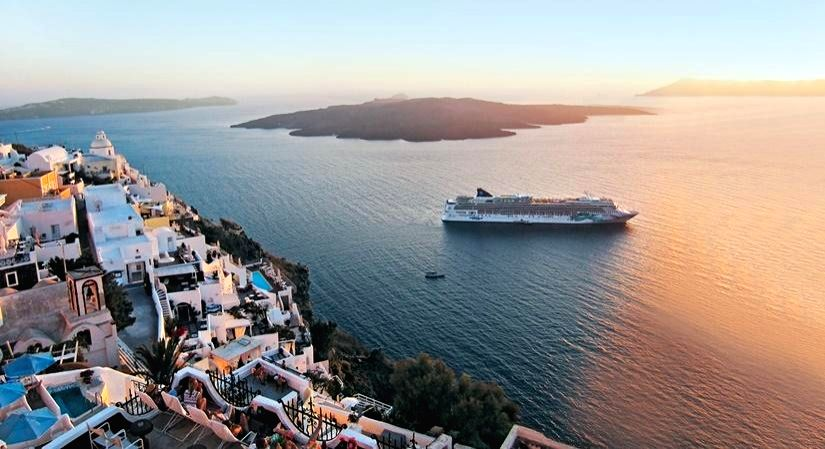 Norwegian Cruise Line announces return to cruising.(photo:IANSLIFE)