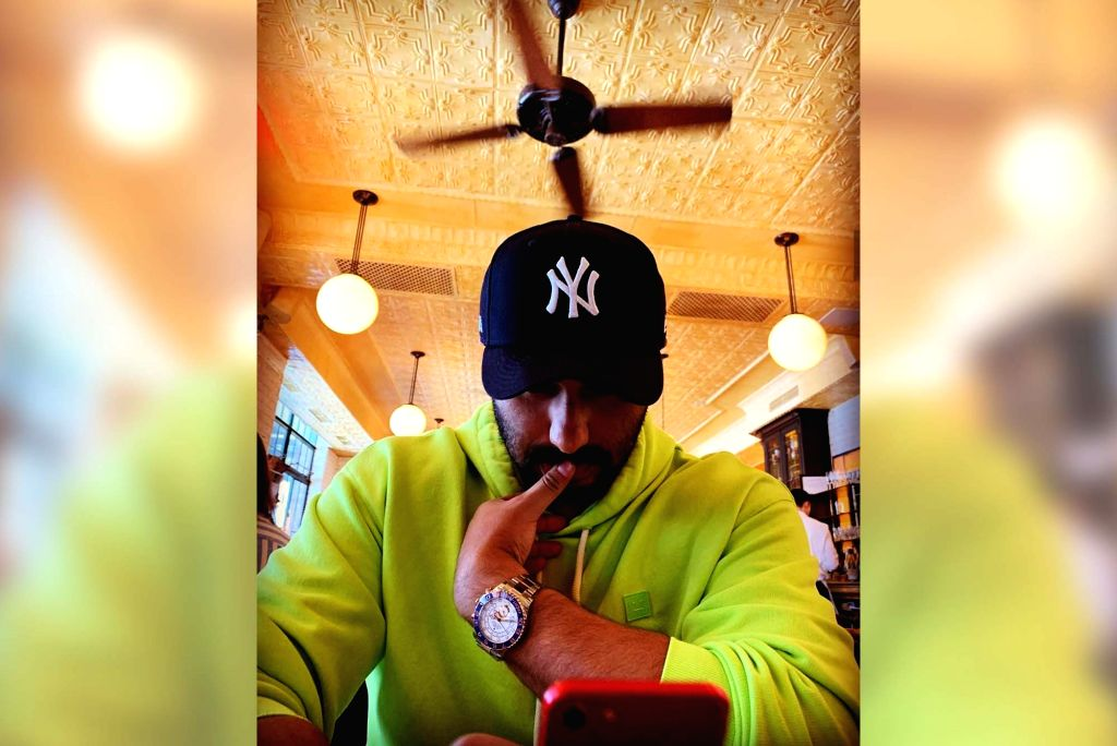 Not for his movies or his love life, this time actor Arjun Kapoor is being widely talked about for his luxurious watch. Vacationing in New York a few days ago, Arjun posted a photograph of himself wearing a green neon hoodie. More than his casual loo - Arjun Kapoor