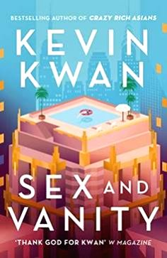 Novelist Kevin Kwan is back with a bang- as he usually is.