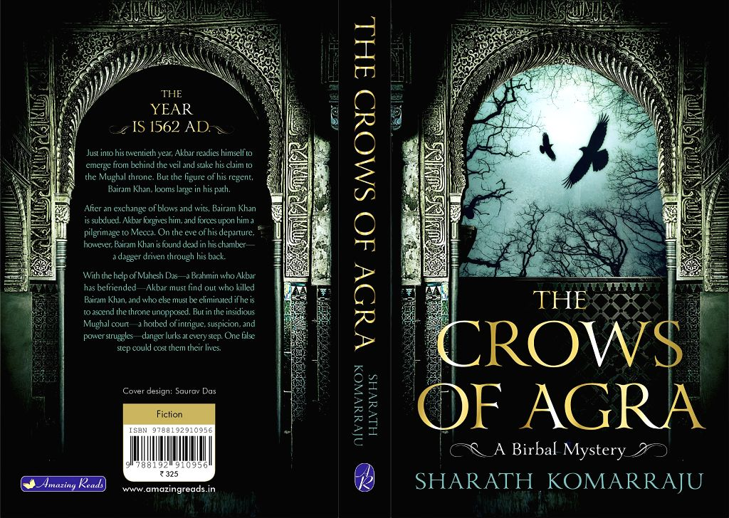 Novelist Sharath Komarraju's new novel on murder in Emperor Akbar's court, investigated by Birbal