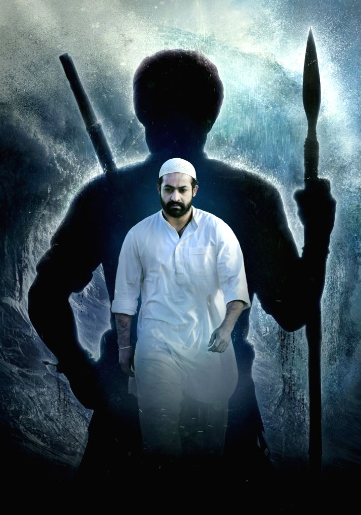 NTR's look as Bheem from RRR unveiled.