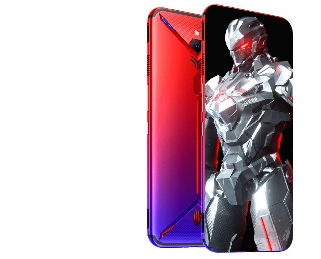Nubia Red Magic 3S smartphone.