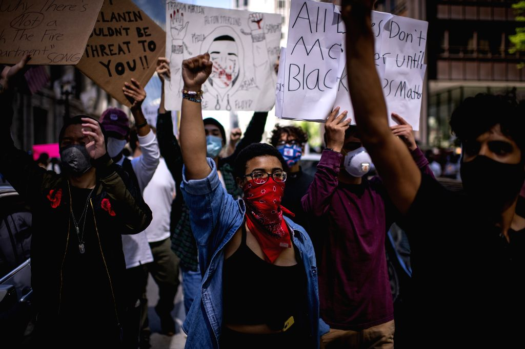 NYC march vindicates black women in anti-racist 'revolution'