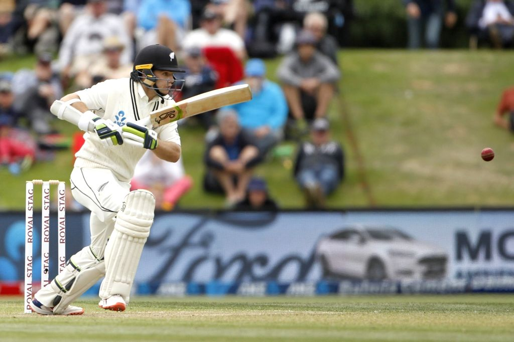 NZ stand-in captain Latham eyes historic win at Edgbaston - Latham