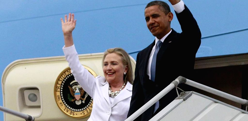 Obama and Clinton: Same objective but different paths on foreign policy