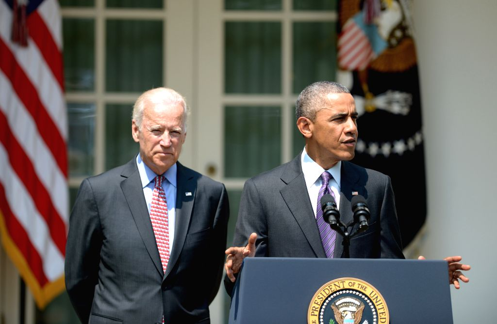 Obama endorses Biden for US President