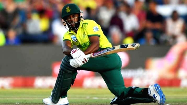 Obviously not 100% at the moment but I am building it up: Bavuma