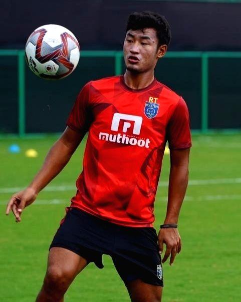 Odisha FC sign Indian defender Lalruatthara