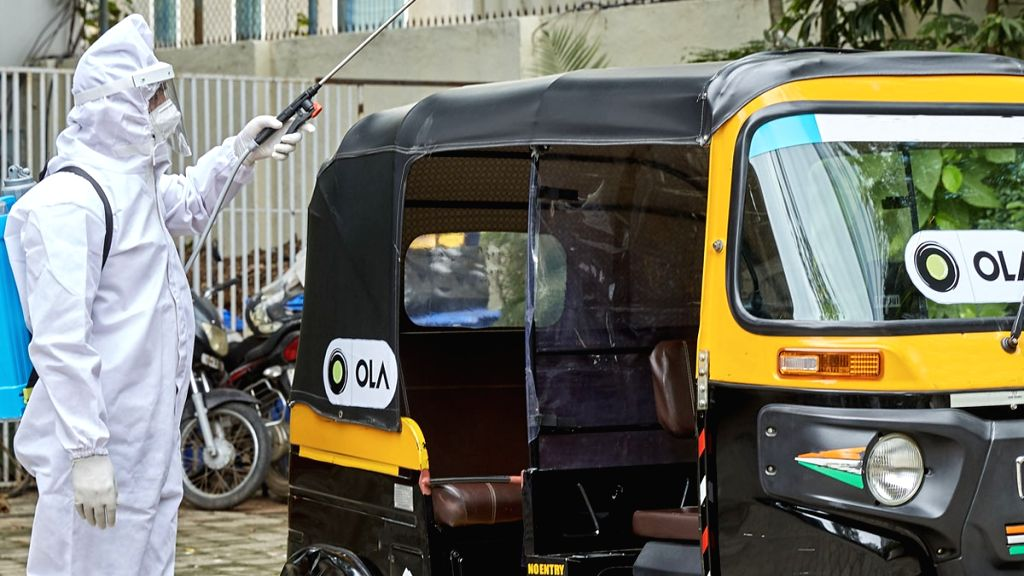 Ola Autos to have protective partition screens, mandatory fumigation.