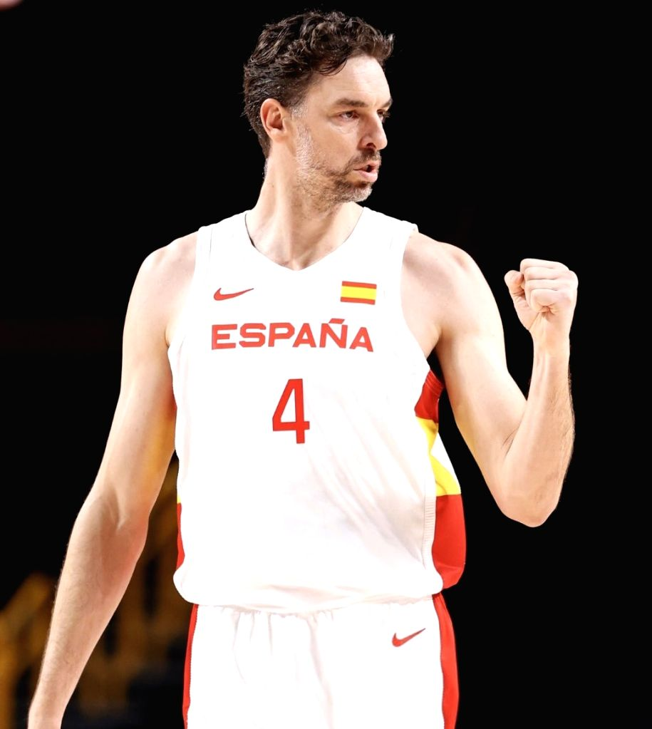 Olympics: Spain's Gasol looking for 'something special' against USA.(photo: Pau Gasol Twitter)