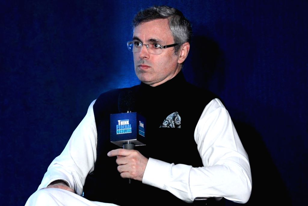Omar Abdullah. (File Photo: IANS)